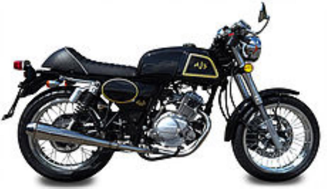 AJS Cadwell 125 Phone for price