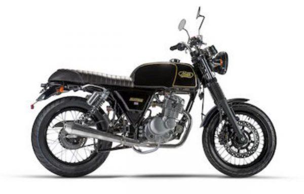 Mash Black 7 125cc Café Racer £2449