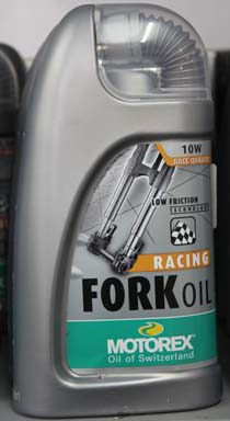 Motorex Racing Fork Oil 10w
