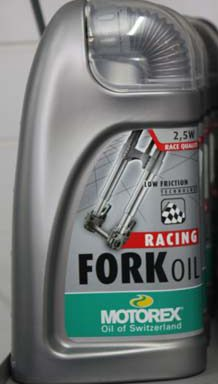 Motorex Racing Fork Oil 2.5w