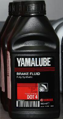 Yamalube DOT4 Brake Fluid 500ml