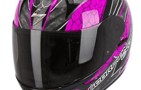 Scorpion EXO 410 Air Black / Pink