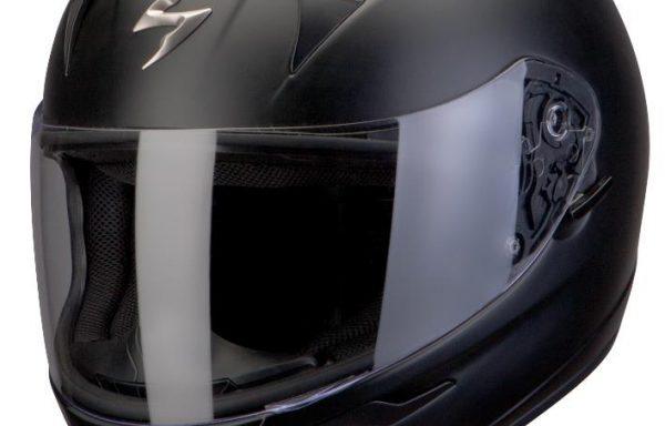 Scorpion EXO 410 Air Matt Black Full Face Helmet