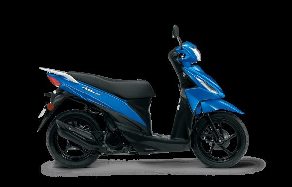 Suzuki UK110 Address