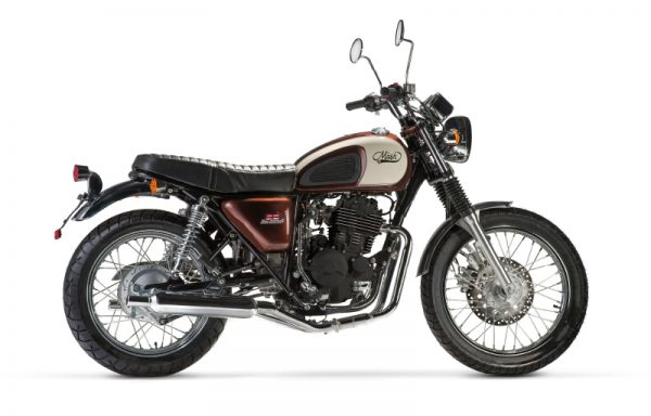 Mash Roadstar Five Hundred, 400cc