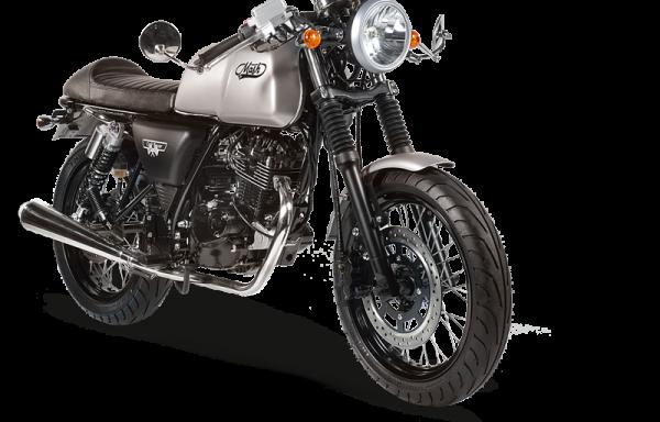 Mash Cafe Racer 125cc £2599