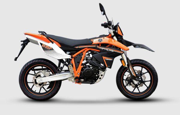 Sinnis Apache SMR 125cc  £2499