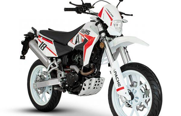 Sinnis Apache 125cc Supermoto £2499