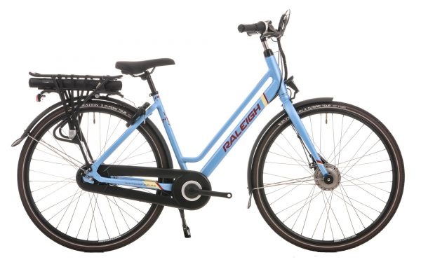 Raleigh Array Low Step E-Bike £1299