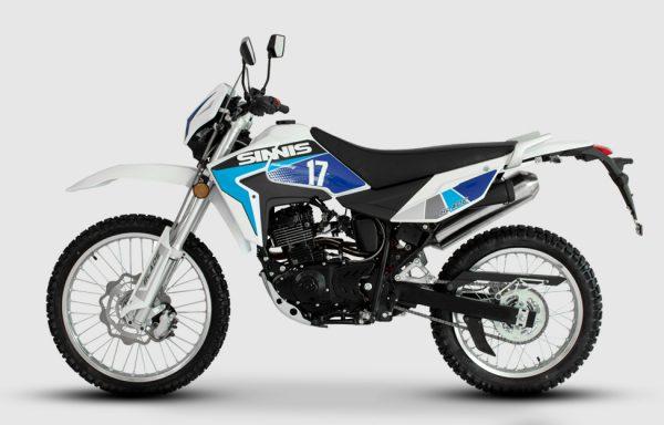 Sinnis Blade X 125cc £2399