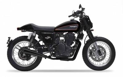 Mash Dirt 650cc £4999