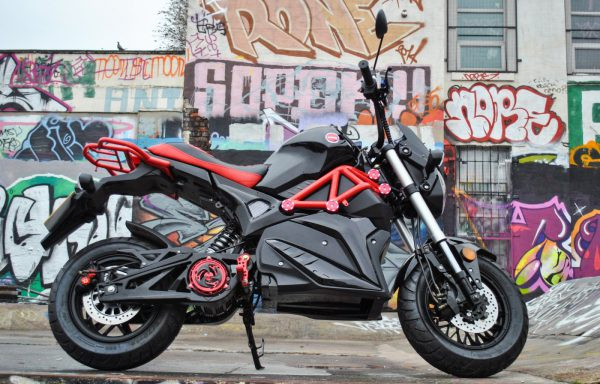 Artisan Evo Electric Motorcycles £3500