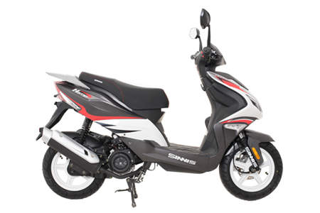 Sinnis Harrier 125cc £1599