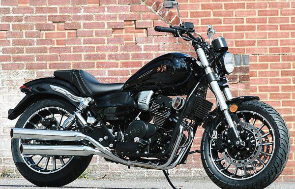 AJS Highway Star 125cc £2999