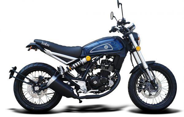AJS Isaba 125cc £2459