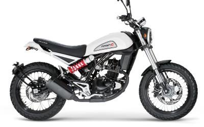 Mash Falcone 125cc £2699