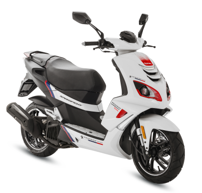 Peugeot Speedfight 125 R Cup £2799