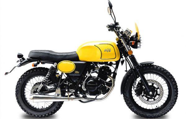 AJS Tempest Scrambler 125cc £2249