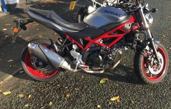 Suzuki SV650AL9 £5250