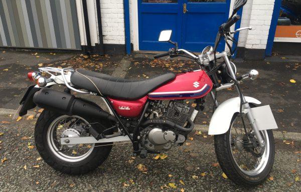 Suzuki RV125 K9 £1750