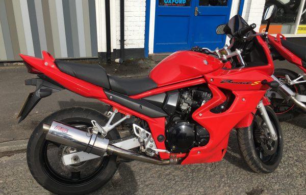 Suzuki GSF650SAK5 Bandit £2200