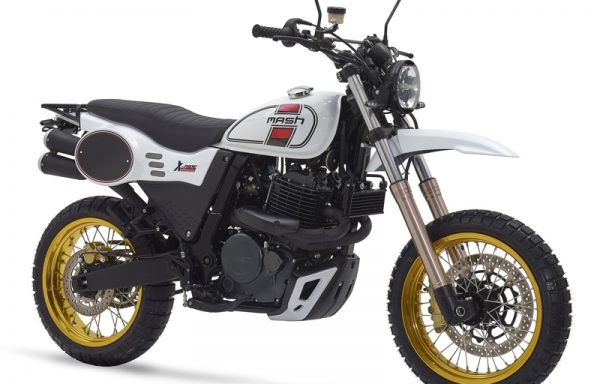 Mash X-Ride Classic 650 £TBA