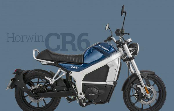 Artisan Horwin CR6 Electric Motorcycle £4992