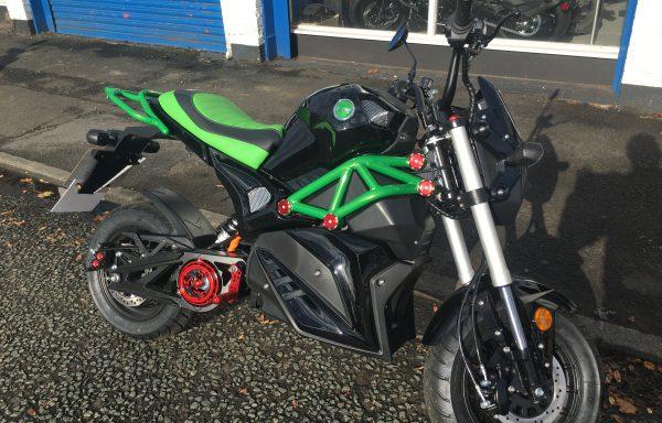 Artisan Evo 40A Electric Motorcycle 2020 £2799