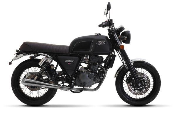 Mash Black 7 125cc Euro 5 £3599