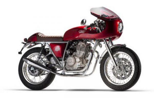 Mash TT40 Café Racer 400cc