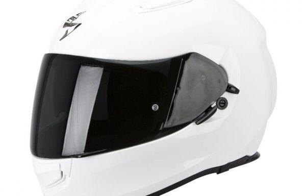 Scorpion EXO 510 AIR White
