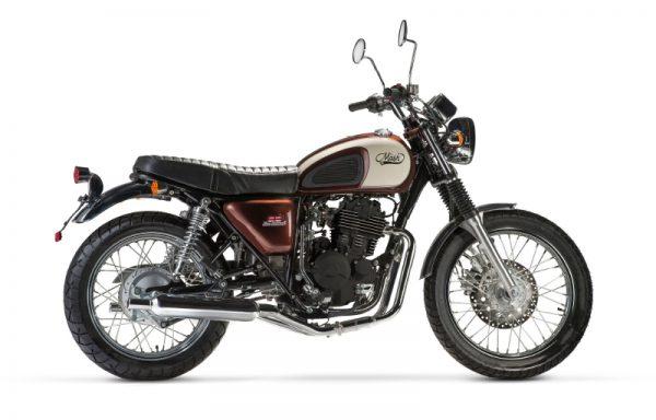 Mash Roadstar Five Hundred, 400cc