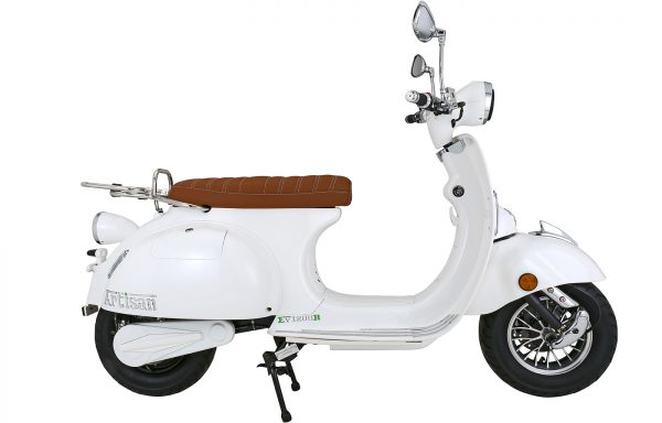 Artisan EV2000r Dual Cell Electric Moped £3136