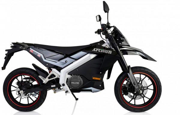 Artisan ES1 Pro Electric Motorcycle £4416