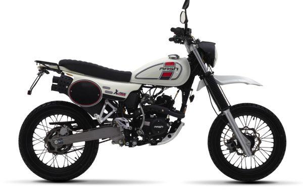 Mash X-Ride 50cc £TBA