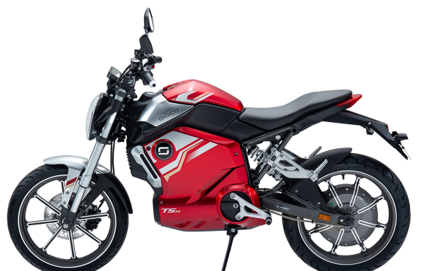 SuperSoco TSX £2999 (50cc equivalent – am licence)